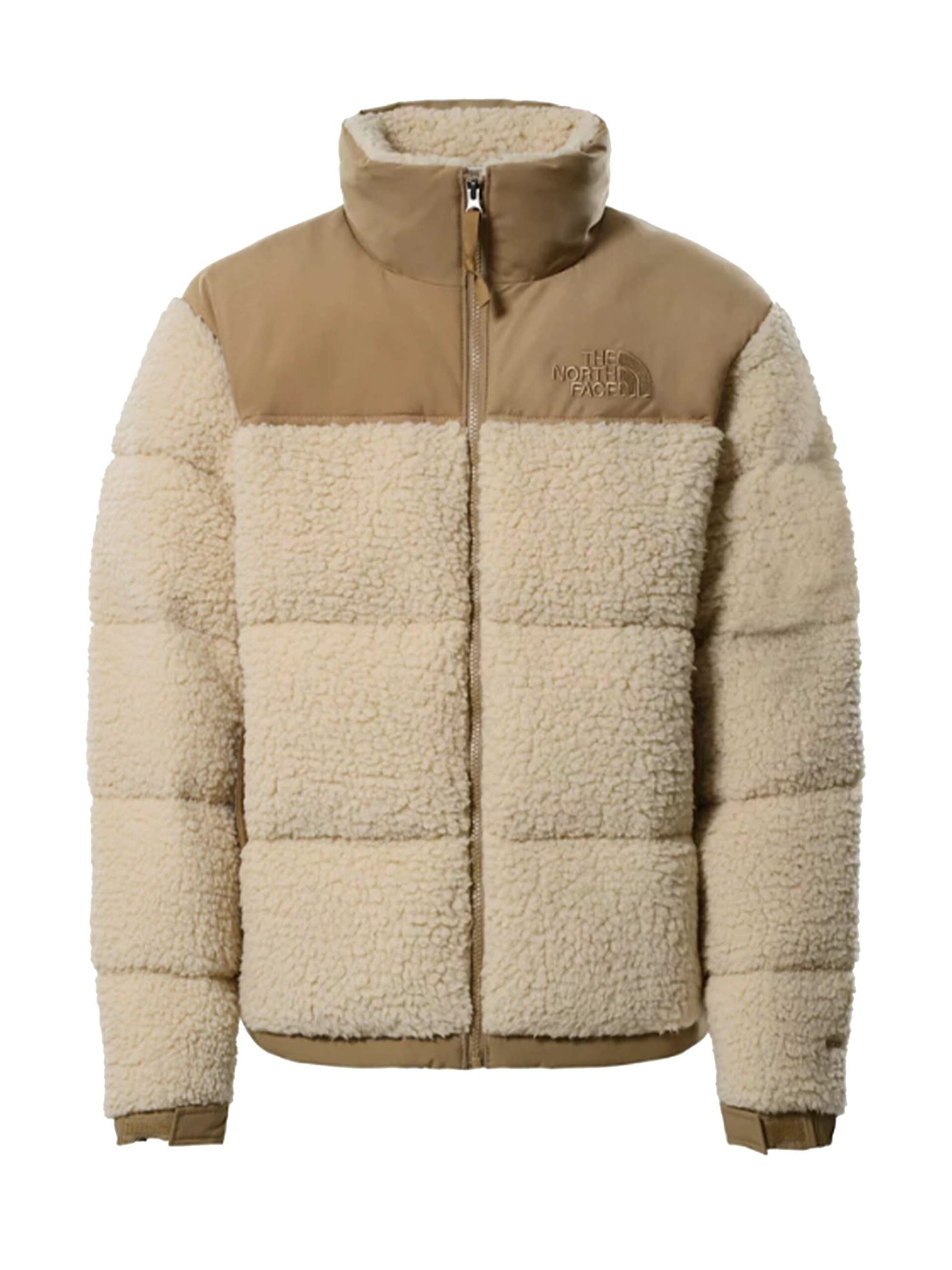 <p class='small-title'>THE NORTH FACE</p>Nuptse sherpa jkt
