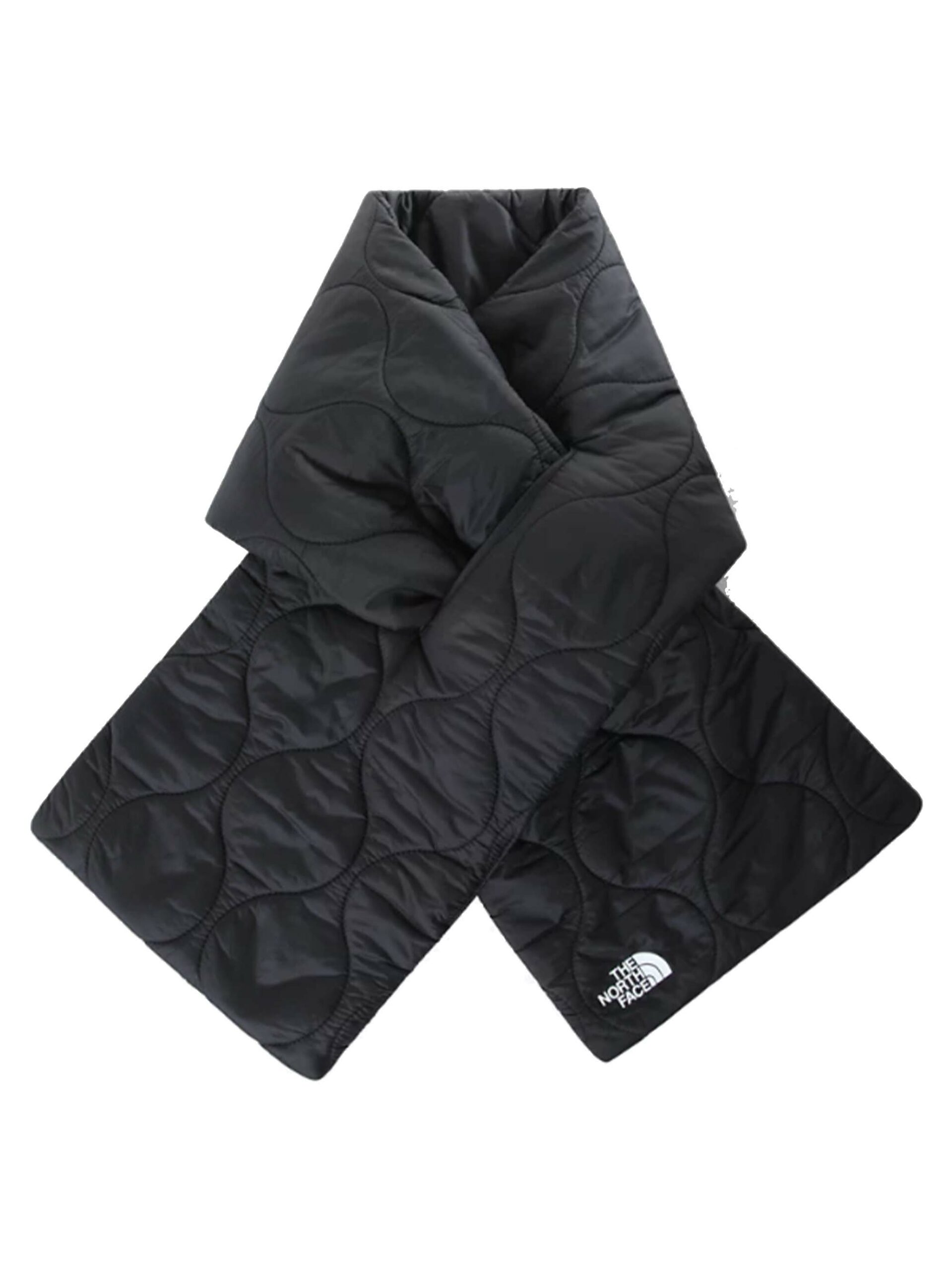 <p class='small-title'>THE NORTH FACE</p>Padded scarf black
